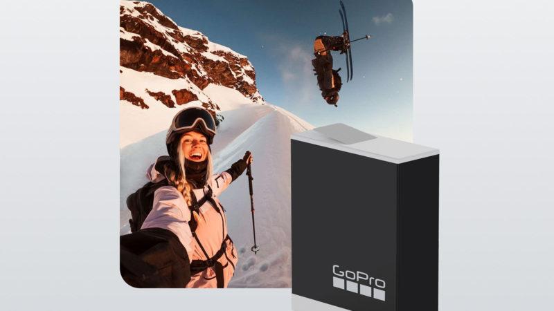 GoPro aggiunge batterie Enduro, aggiornamenti del firmware per estendere i tempi di esecuzione