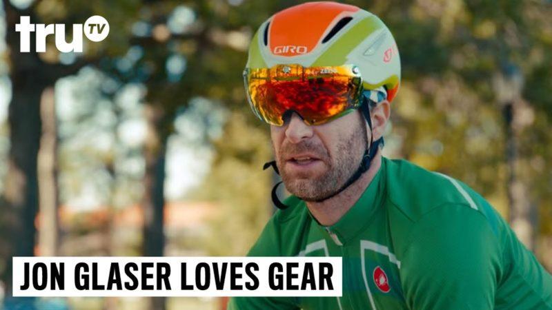 Jon Glaser Loves Gear – Promo Spot: Biking