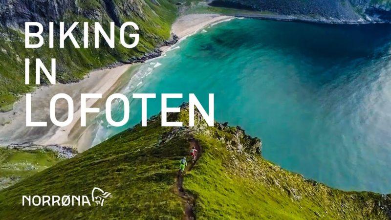 Biking in Lofoten