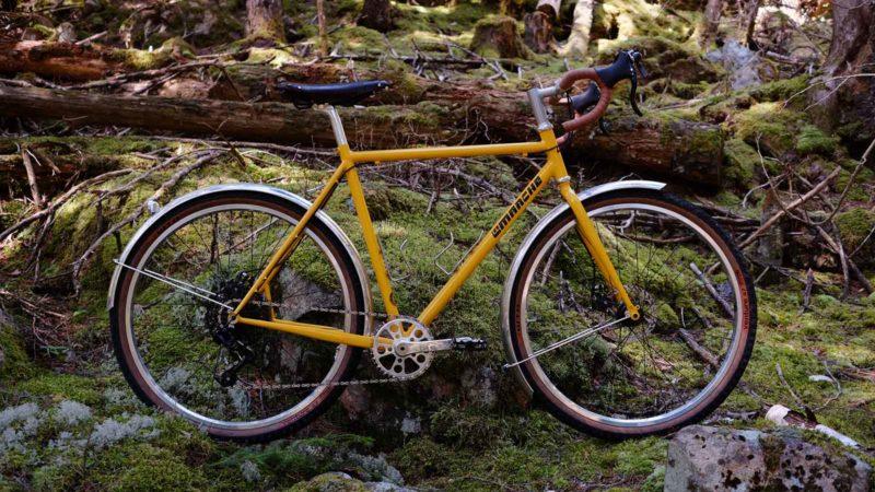 Road to Philly Bike Expo 2021: Tom La Marche rikkoo ja tekee pyöriä