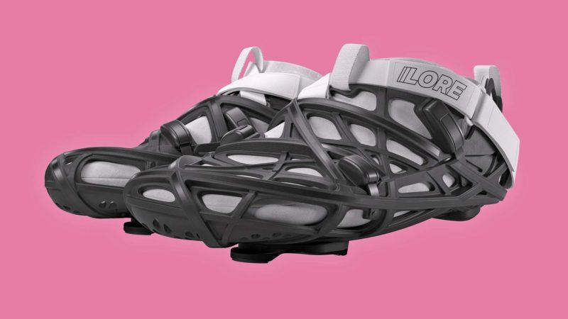 $ 1900 Scarpe da strada in carbonio personalizzate LoreOne, stampa 3D ora!