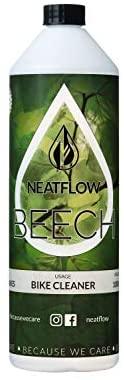 "NEATFLOW – ""BEECH"" 1 liter fietsreiniging Refill – fietsreiniger biologisch afbreekbaar – reinigingsmiddel fiets vegan navulfles – fiets-reiniger spray – navulling voor BEECH"