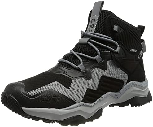 CMP Yoke Wmn WP Hiking Shoe, Scarpa da Trekking Donna