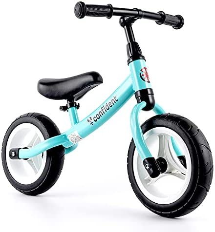 Wdmiya Toddler Balance Bike for 2 3 4 5 Year Old Riding Toys Outdoor No Pedal Kids Bike First Birthday Gift for Boys