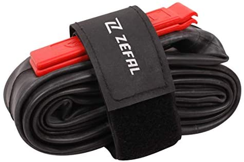 Zefal Universal Tube Strap Correa de Tubo Interior, Unisex, Negro, 420 x 40mm
