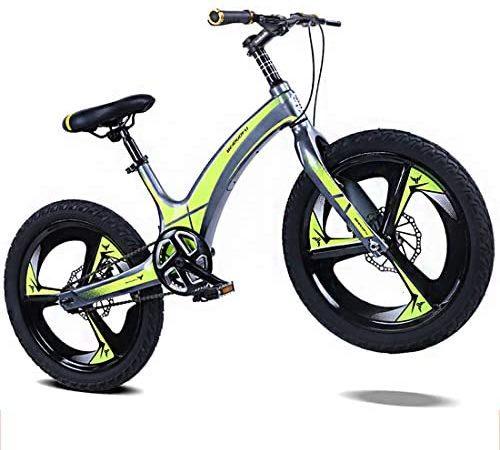 Bicicleta De Carretera Para Jóvenes BMX 16 18 20 Pulgadas Velocidad Única, Montaje Rápido Bicicleta De Carretera Para Niños Frenos De Disco Dobles Delanteros Y Traseros Para Niñas Y Niños Regalos