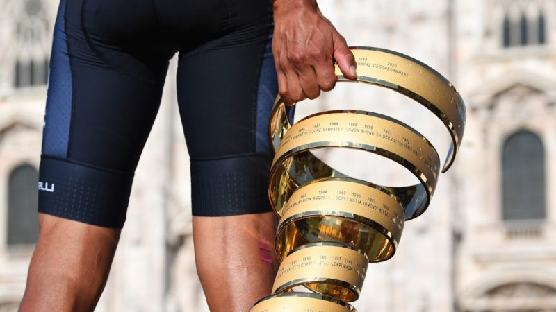 Bernal, Sagan e Ganna correranno il primo Giro d'Italia Criterium a Dubai