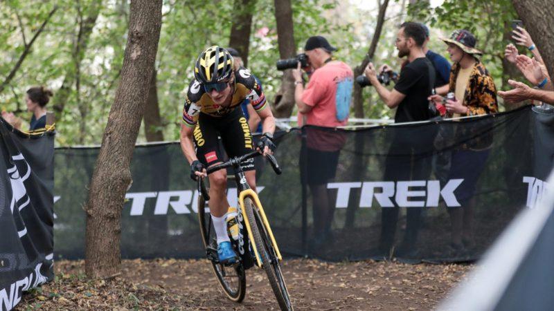 Marianne Vos (endelig) holder en pause efter Paris-Roubaix-cyclocross blitz
