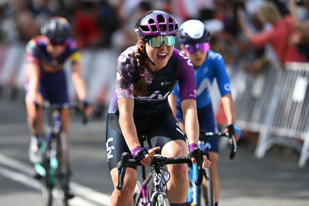 Alison Jackson heads into Paris-Roubaix Femmes with Liv contract extension