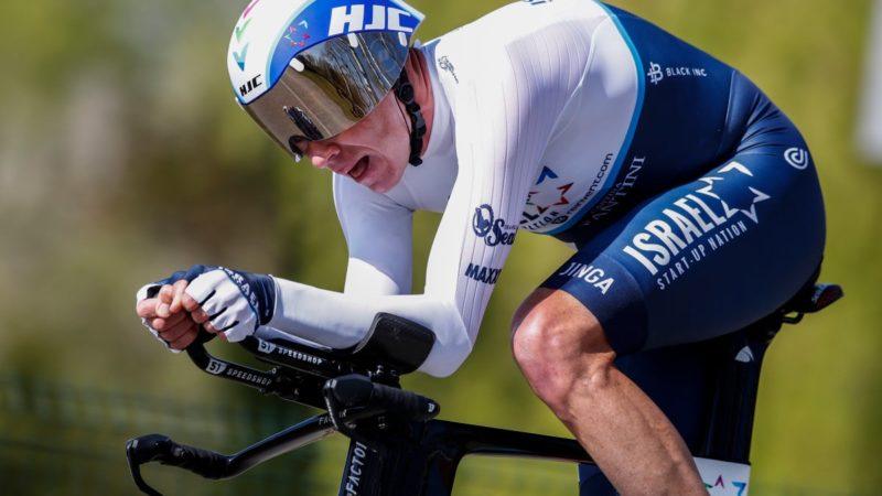 Chris Froome confirma a intenção de continuar perseguindo a camisa amarela no Tour de France