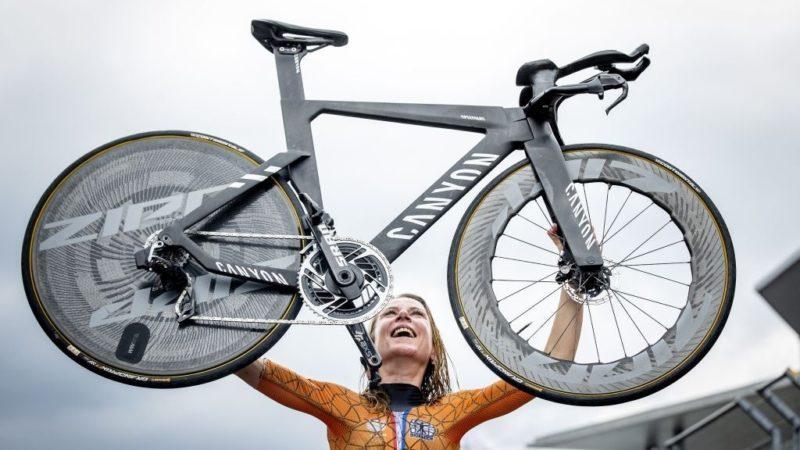 Annemiek van Vleuten: 'No me interesaba la venganza de Río en los Juegos Olímpicos de Tokio'