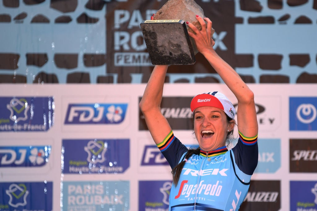 Lizzie Deignan: O ciclismo feminino está dando grandes saltos, mas é sustentável