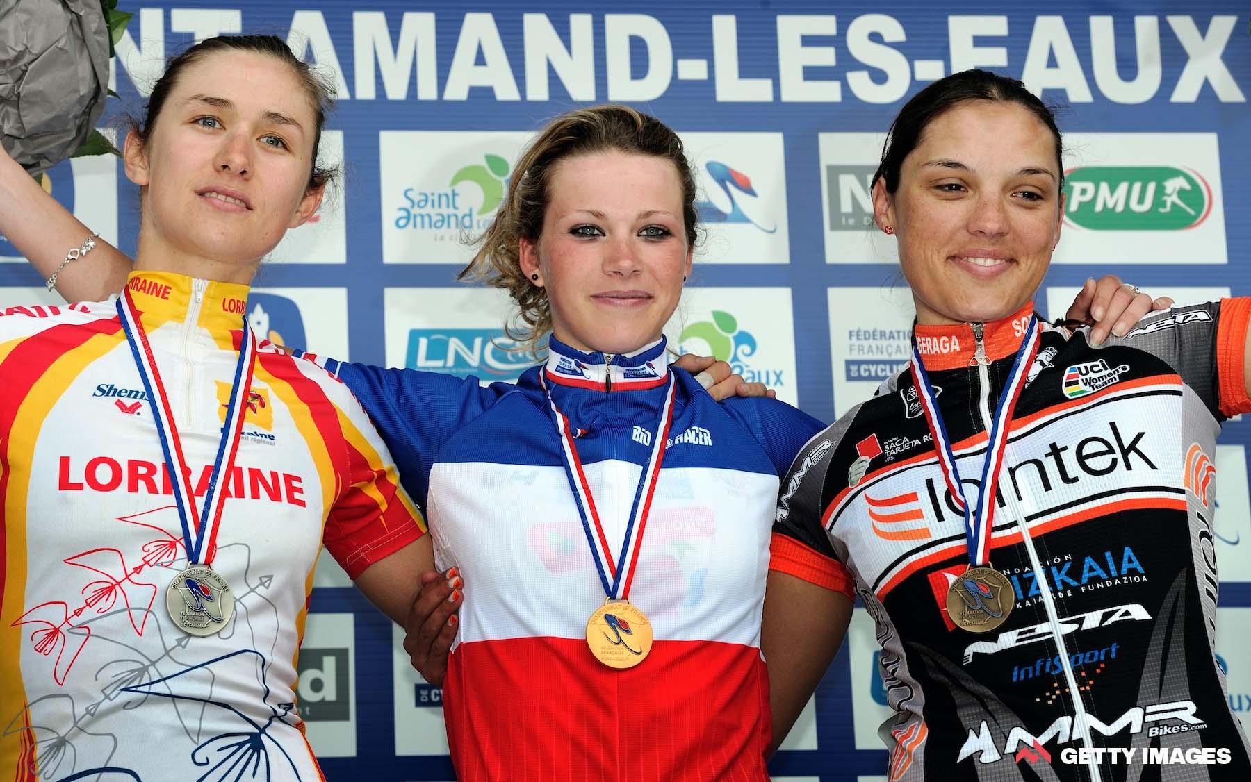 Marion Rousse alla guida del Tour de France Femmes
