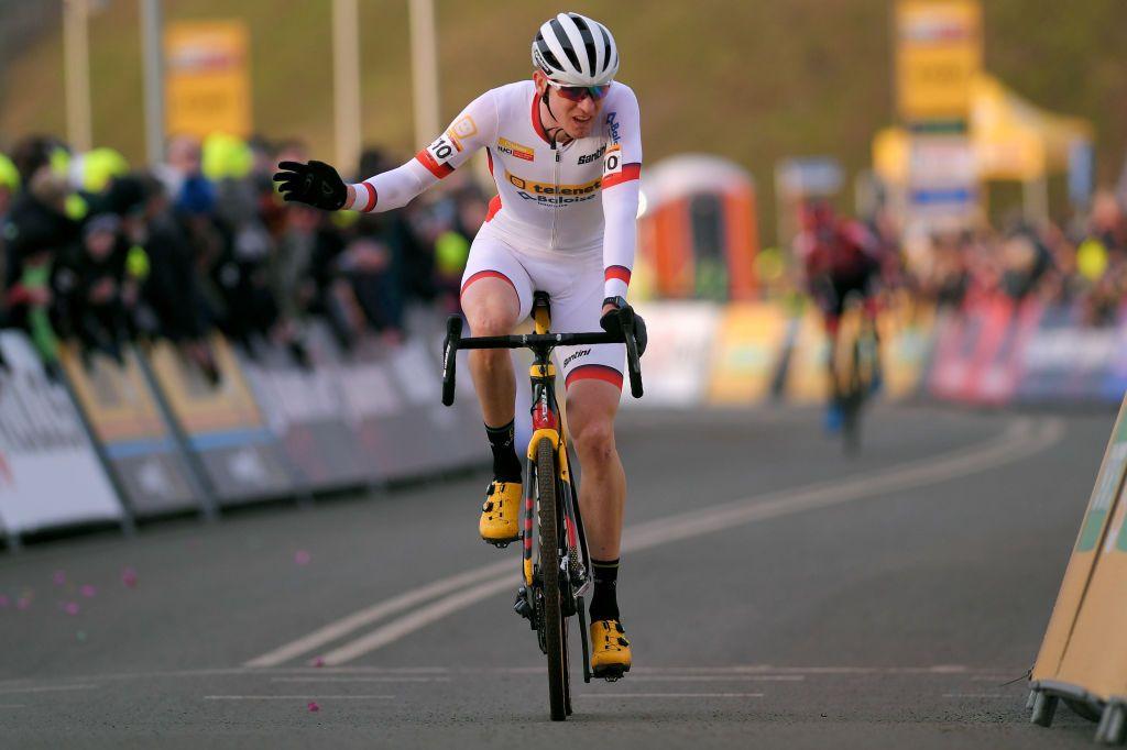 Toon Aerts hoping absence of Van der Poel and Van Aert will help him reclaim Cyclo-cross World Cup crown