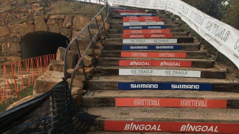 Fayetteville se prepara para a segunda rodada da Copa do Mundo na quarta-feira
