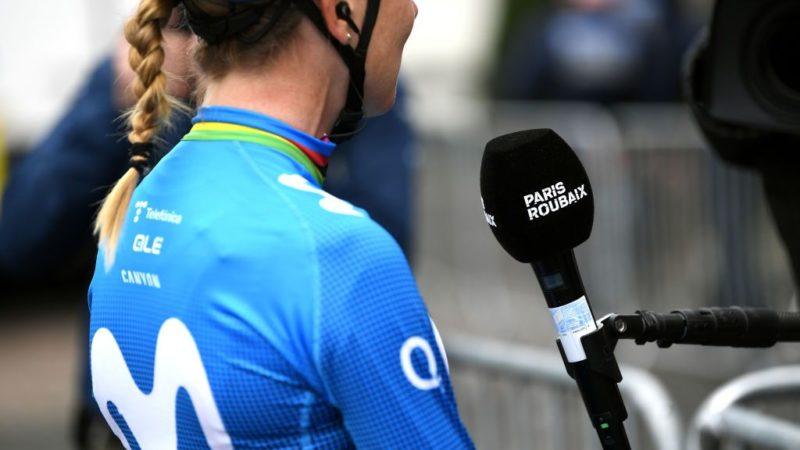 Annemiek van Vleuten fährt innerhalb von zehn Tagen nach den Pausen von Paris-Roubaix wieder Rad
