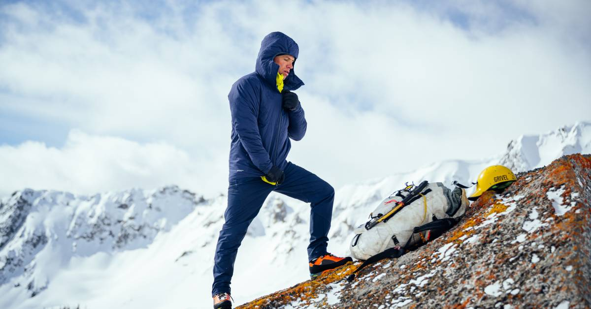 Free Gear Fridays: Rab Xenair Alpine Jacket Giveaway