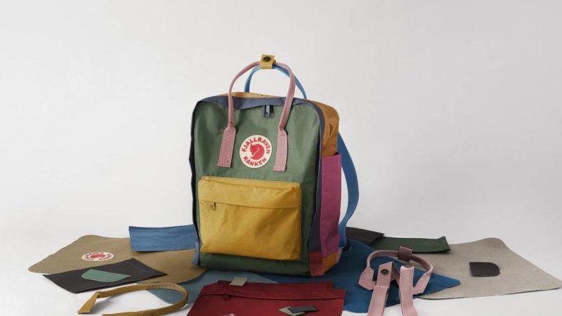 Return of the Kanken: Fjallraven Launches Fully Customizable Backpack