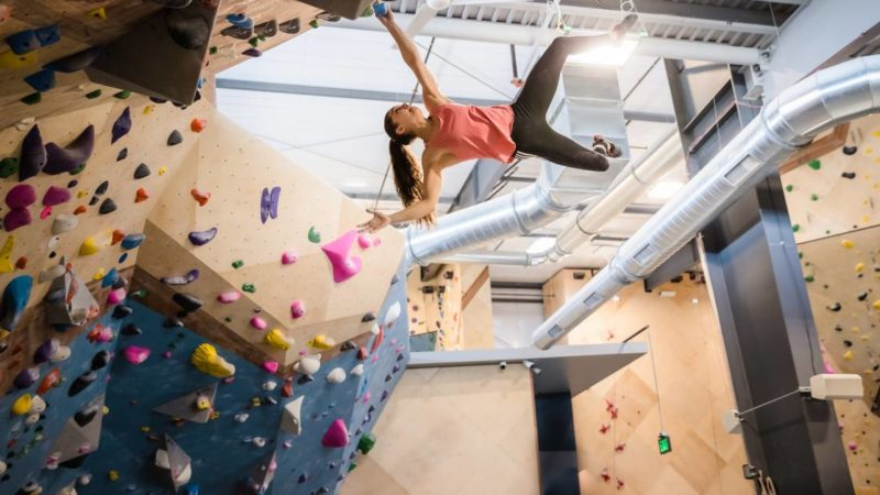 Upcoming Film 'The Wall – Climb for Gold' Documents Climbing's Olympic Debut