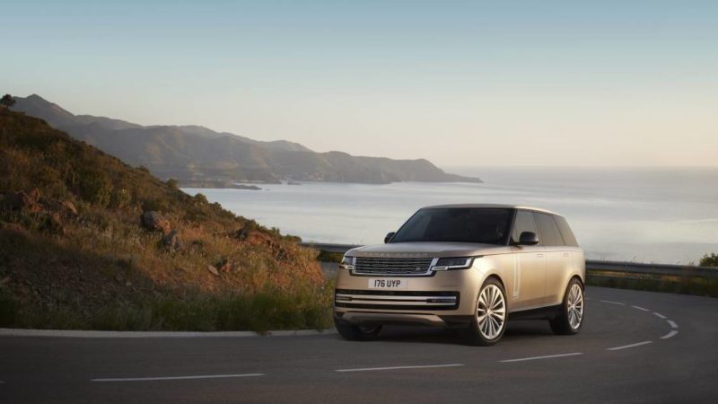 2022 Range Rover: Land Rover Unveils Its Most Luxurious SUV Yet