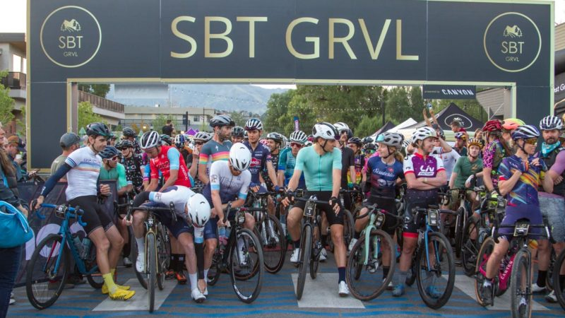 O Mid South e o SBT GRVL se unem para colocar os juniores no cascalho