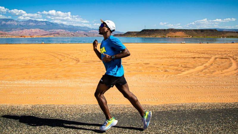 Training Through Autism: Triathlete Sam Holness' Spectrum of Success