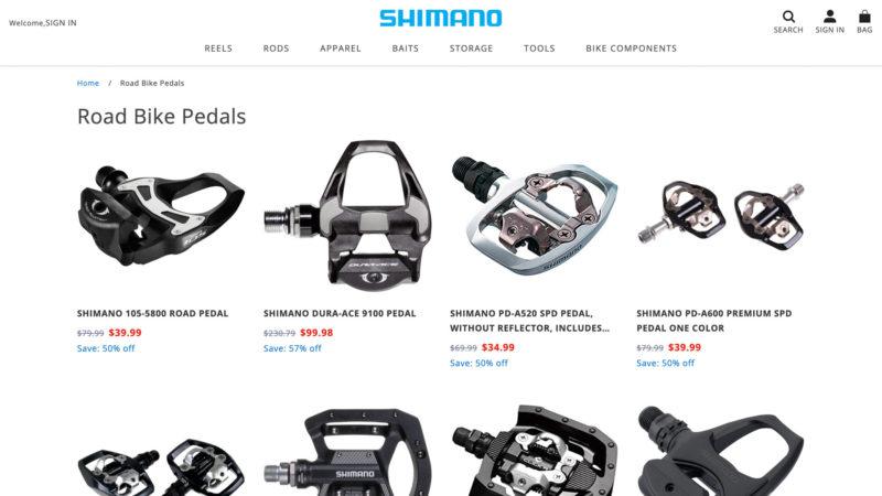 Alıcı dikkat: Ucuz Shimano parçaları sunan sahte temizleme web sitesi bir aldatmacadır