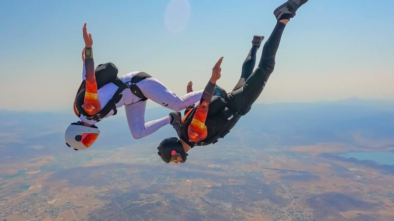 Skydiving at 300 MPH, the Most Masochistic Ultra, and More Stories to Start Your Week
