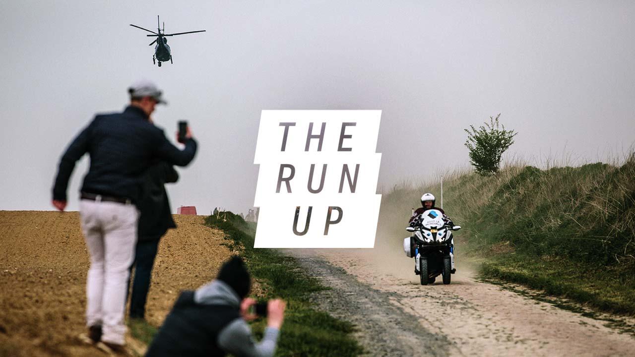 The Run Up, Episode 3: Paris-Roubaix