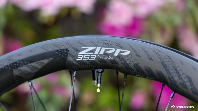 Zipp 353 NSW wheelset review: is comfort the new aero?