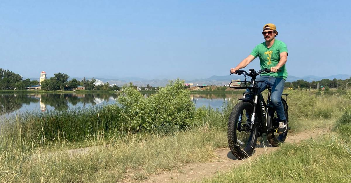 Aventon Aventure Review: Affordable Fat-Tire E-Bike for Fun Off-Road Commutes