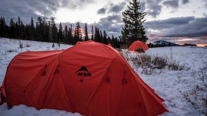 The 10 Best 4-Season Tents of 2021-2022