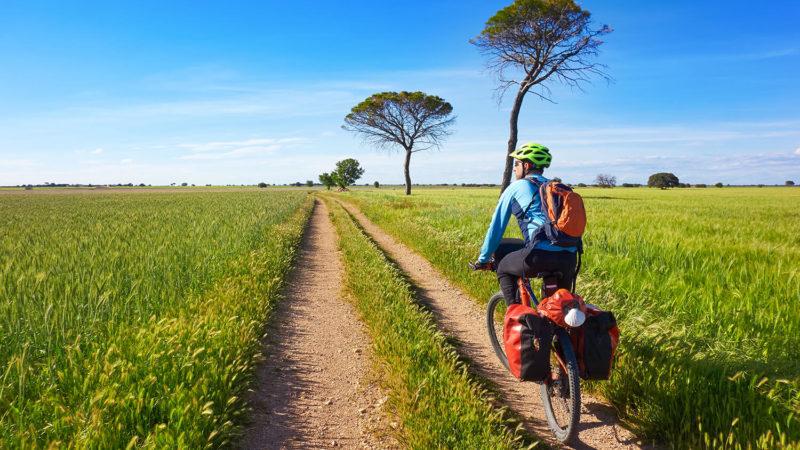 Beste Radroute in Spanien