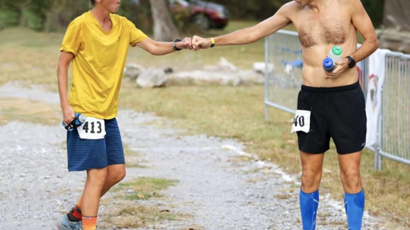 Harvey Lewis Breaks 'Backyard Ultra' World Record, Runs 354 Miles in 3.5 Days