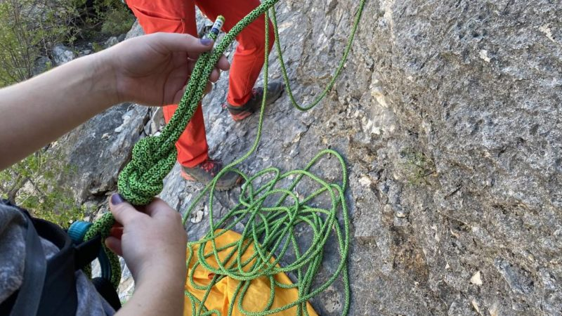 Safer Skinny Rope: Cut-Resistant Edelrid Swift Protect Pro Dry 8.9 Review