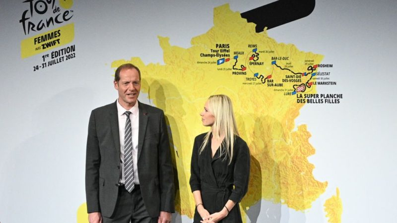 A closer look reveals the inequity at Tour de France Femmes