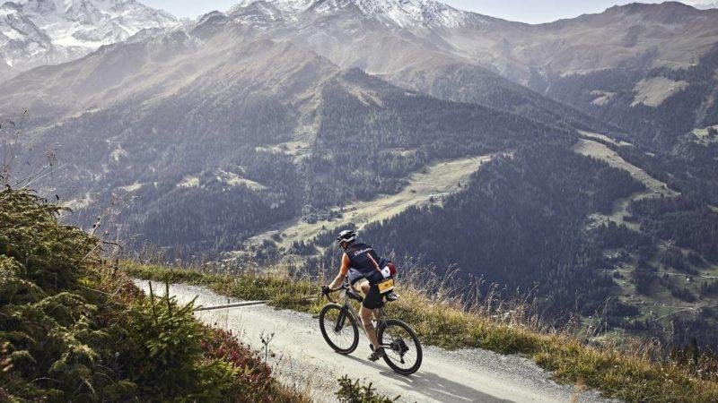 Europe's Big Unpaved Bike Race: Gravel Epic Switzerland