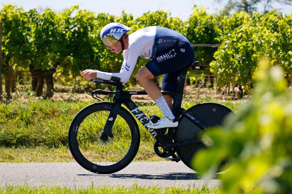 Chris Froome choisit de manquer les championnats britanniques et termine la saison 2021 en Italie