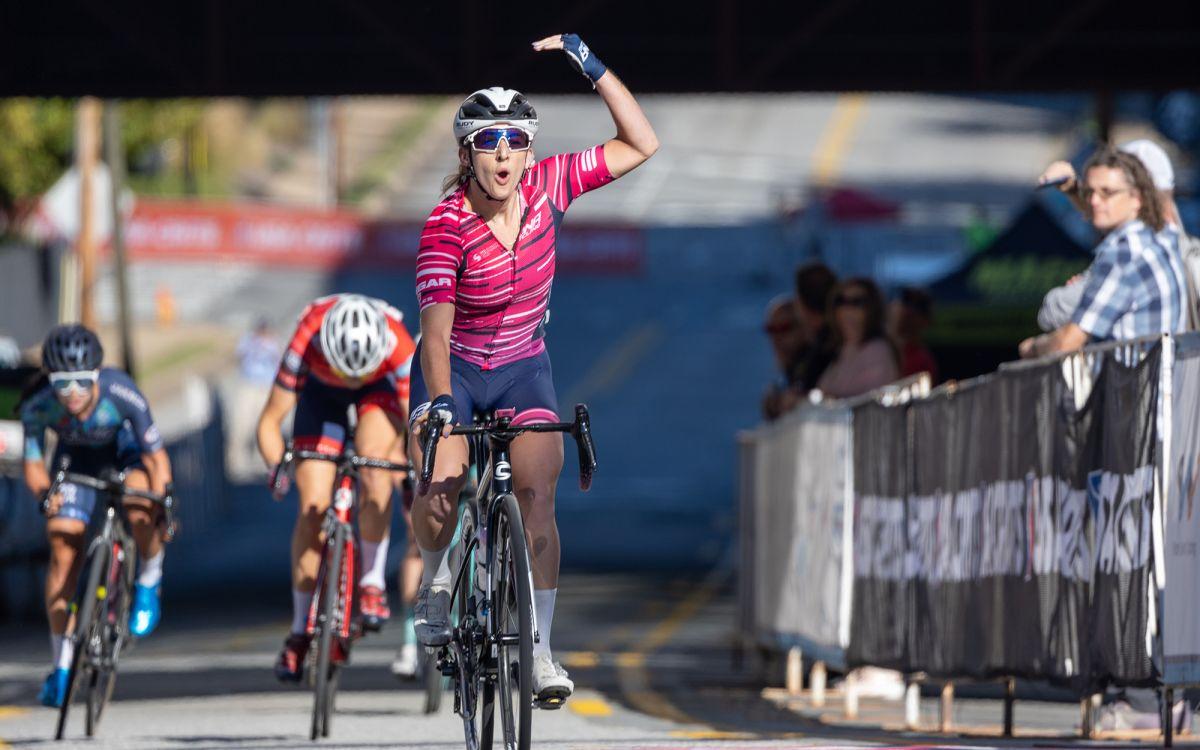 Clevenger y Coles-Lyster vuelven a liderar DNA Pro Cycling para 2022