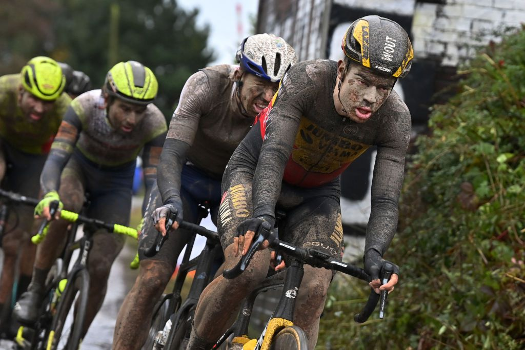 Wout van Aert: I don't think the win was possible at Paris-Roubaix