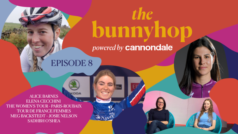 The Bunnyhop, afsnit 8: Alice Barnes, Elena Cecchini og Paris-Roubaix