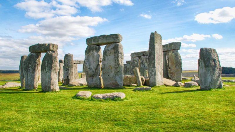 Man Arrested for 'Damaging' Stonehenge During Illegal Metal Detector Session