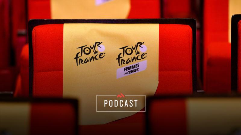 Freewheeling Podcast: Wir können die Tour de France nicht mit der Tour de France Femmes vergleichen
