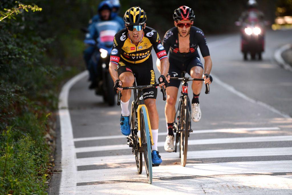 Primoz Roglic: Es war eine lange Saison, aber Il Lombardia ist immer noch wichtig für mich