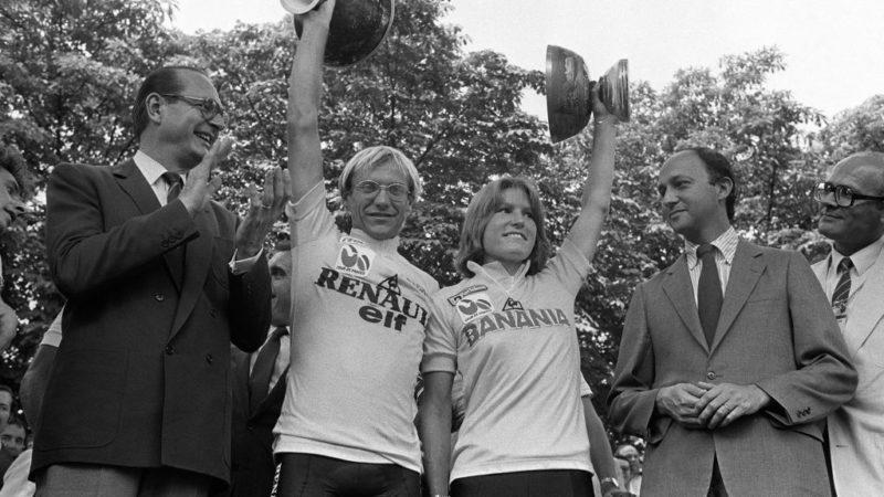 Marianne Martin wurde 37 Jahre nach dem Sieg der Frauen bei der Tour de France in die US Bicycling Hall of Fame aufgenommen